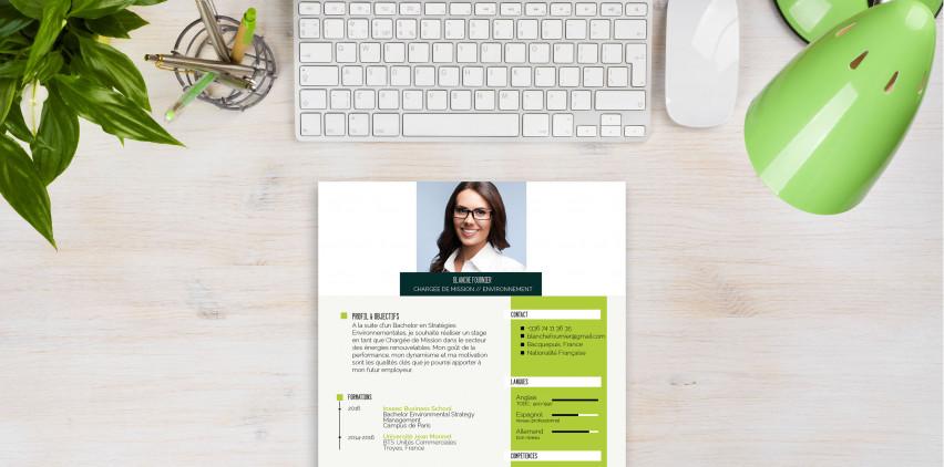rendre son CV attractif : conseils pour se démarquer - myCVfactory