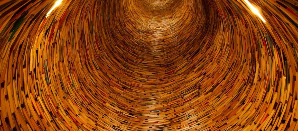 tourbillon de livres